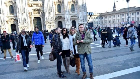 Turismo, Milano sorride al 2016: boom anche dopo l'Expo