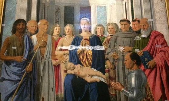 Milano, condizionatori in tilt: i capolavori di Brera finiscono in restauro