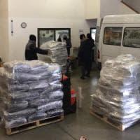 Trasportavano 520 chili di marijuana in due veicoli: tre arresti in provincia di Monza
