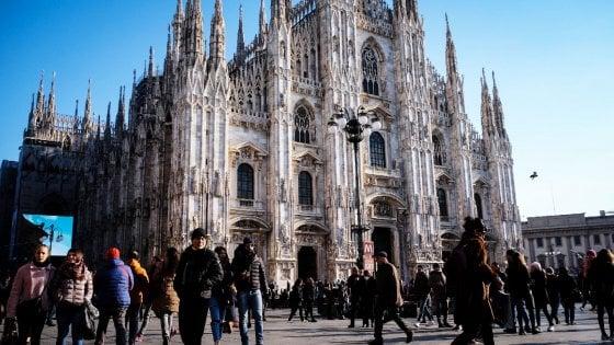 Turismo, Milano vola e supera l'anno d'oro di Expo: 5,6 milioni di visitatori nel 2016, +2,7%