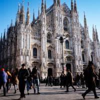 Turismo, Milano vola e supera l'anno d'oro di Expo: 5,6 milioni di visitatori nel 2016,...
