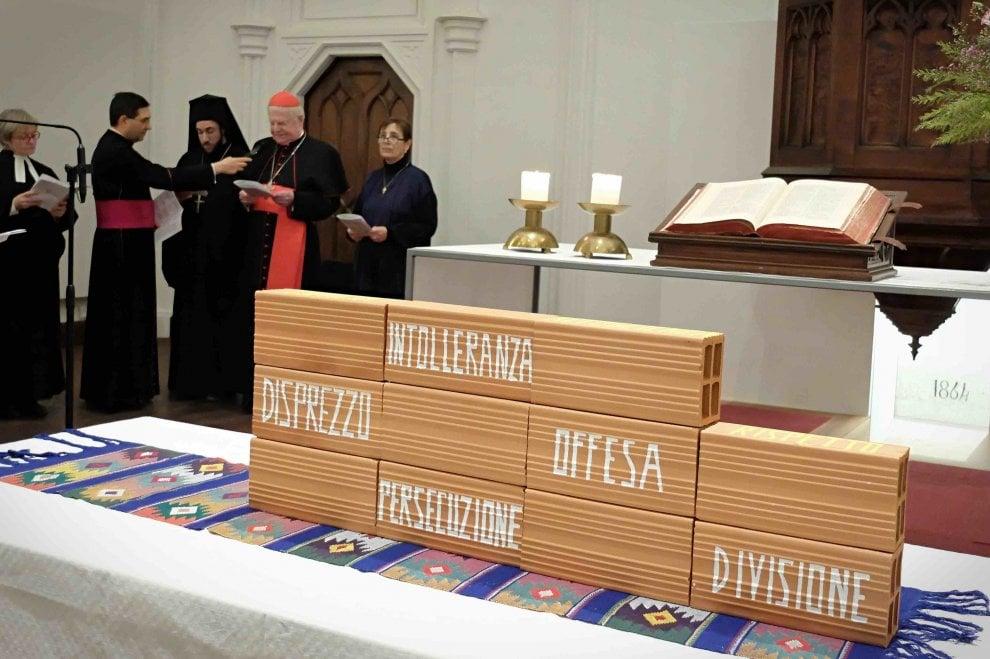 """Milano, Scola nella chiesa protestante: """"Accogliere tutti, lavorare per la pace"""""""