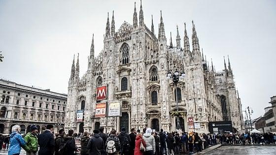 Turismo, Milano vuole il podio tra le top twenty del 2017