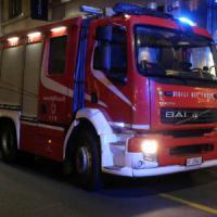 Abbiategrasso, incendio in una palazzina: morto 92enne e intossicate moglie