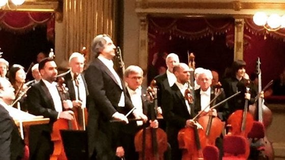 Riccardo Muti stasera torna alla Scala dopo 12 anni