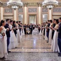 Milano, al gran ballo delle debuttanti: fotostoria della serata