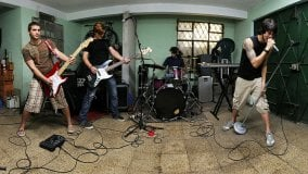 """Il talent dedicato alle band nelle scuole  Webnotte cerca voi: """"Fatevi avanti""""   vd"""