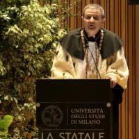 """Milano, il rettore della Statale: """"Scuola e università a rischio deriva commerciale""""...."""
