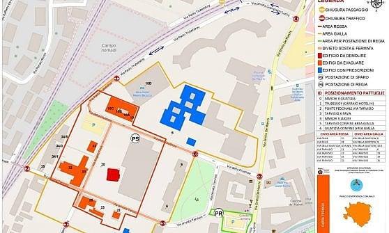 Milano una zona rossa per la demolizione dell 39 ex - Piscina san carlo milano ...