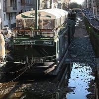 La guerra dei barconi sul Naviglio, stop del Consiglio di Stato: