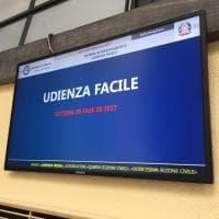 Milano, gli schermi informativi in tribunale? Sono 173, ma quasi nessuno funziona