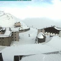 Valtellina sotto la neve, cartoline invernali dalle webcam