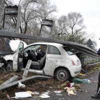 Incidente in tangenziale a Milano, si indaga per omicidio colposo: