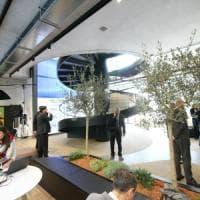 La nuova sede Microsoft a Milano, scrivanie condivise e reception virtuale: