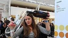 Piace il vino naturale Un successo il Live-wine  con i piccoli produttori