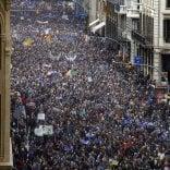 Milano come Barcellona:  una grande marcia per l'accoglienza dei migranti