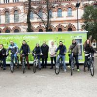Milano, bici elettriche in regalo ai cittadini più ecologici
