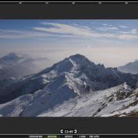 Sulla vetta del Grignone con la webcam di ultima generazione: il panorama è mozzafiato