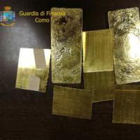 Riciclaggio, il mercato nero dei lingotti d'oro: pagati 270mila in contati in Svizzera, 2...