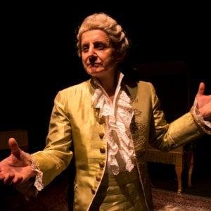 """Amadeus c'est moi, Giuseppe Cederna: """"Un magnifico pagliaccio, studiando la sua vita ho riscoperto me stesso"""""""