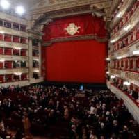 Con l'anteprima della 'Traviata' la Scala raccoglie 250mila euro per le