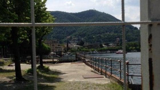 """Paratie sul lungolago di Como, la Corte dei conti: """"Lavori inutili e danno erariale di tre milioni"""""""