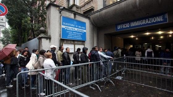 Ufficio Per Stranieri Milano : A milano è straniero un cittadino su cinque crescono i migranti