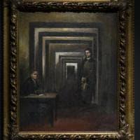 Hitler pittore in mostra nel 'Museo della Follia' di Salò, Sgarbi: