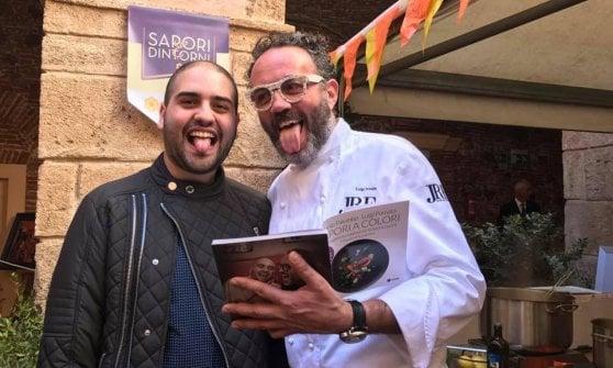 """Paolo, 19 anni malato di Sla: """"Sognavo di diventare chef con Marchesi, ora le mie ricette per la ricerca"""""""
