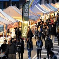 Milano, la festa del cioccolato sul Naviglio Pavese