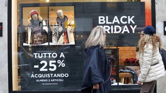 Lombardia avrà il suo Black Friday