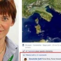 Italia senza Meridione, scrisse 'forza Vesuvio' su Facebook: condannata consigliera della Lega di Monza