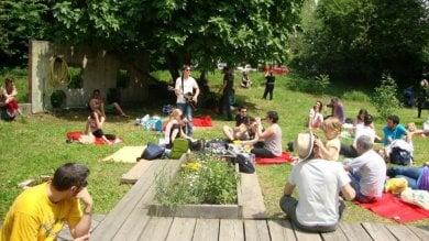 Nasce il giardino condiviso più grande di Milano, cittadini contro il degrado