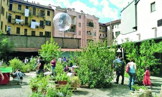 Nasce il giardino condiviso più grande di Milano, cittadini in azione contro il degrado