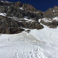 Valanga in Valmalenco, il Soccorso alpino recupera due scialpinisti morti e ne salva un terzo