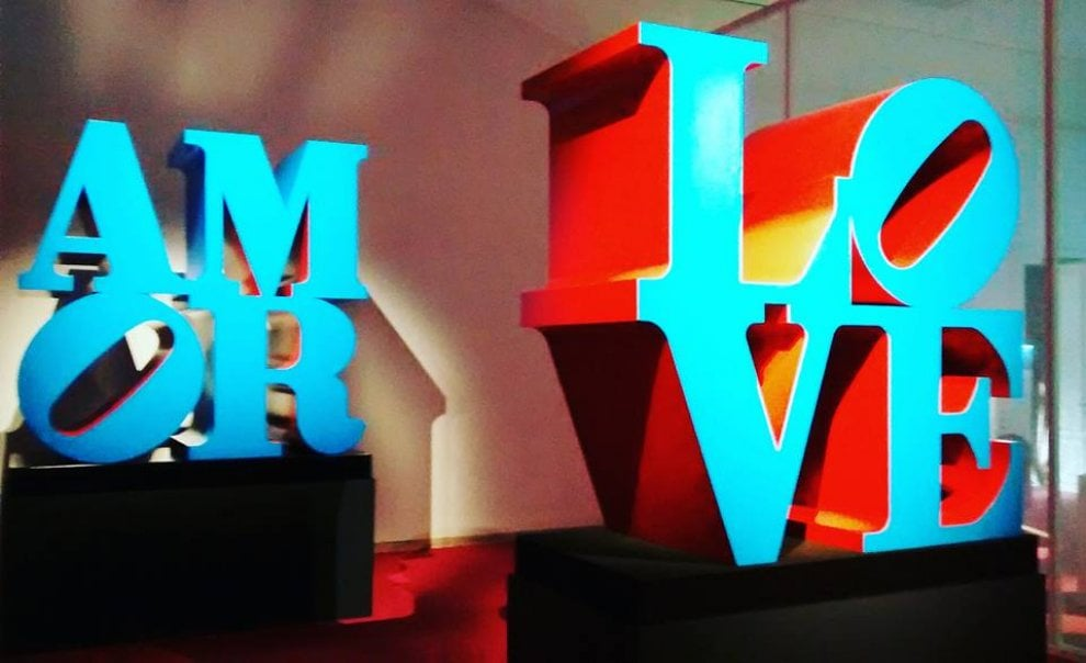 """A Milano arriva """"Love"""", la mostra che ha fatto impazzire i ragazzi"""