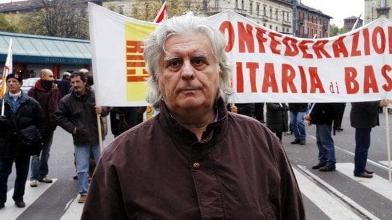 Addio a Piergiorgio Tiboni, storico sindacalista della Milano operaia