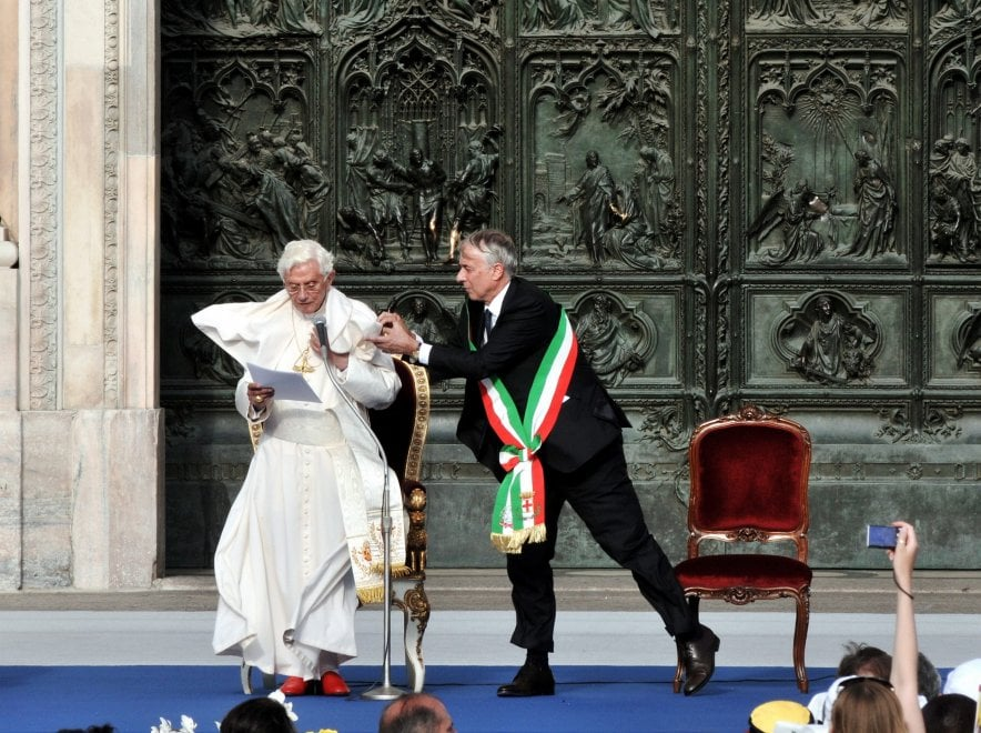 Milano, la visita di papa Benedetto nel 2012: dalla Scala a San Siro
