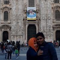 Papa a Milano, mons. Delpini: