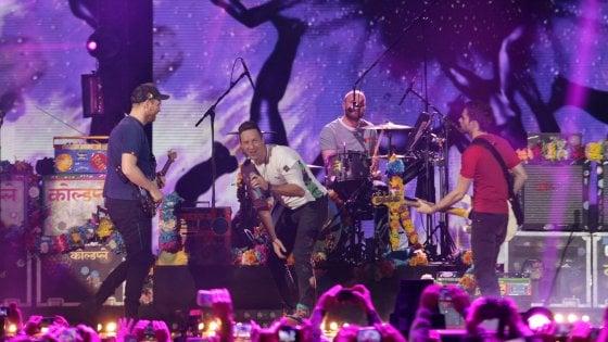 Coldplay a Milano, nuovi biglietti per San Siro 2017