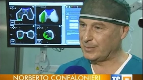 Norberto Confalonieri, ecco le parole shock del primario di ortopedia del Cto-Pini