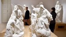 100 anni di Scultura  alla Gam: dai depositi  i capolavori restaurati