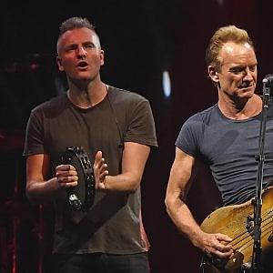 """Joe Sumner: """"Ho capito tardi che Sting è un mito, a lungo è stato solo mio padre"""""""