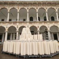 Fuorisalone a Milano, le opere di design invadono i chiostri della Statale