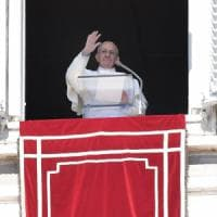 "Papa Francesco all'Angelus: ""Ora so cosa vuol dire: a Milan si riceve col coeur in man"""