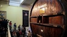 La collezione Branca  in mostra nella storica distilleria  sopravvissuta