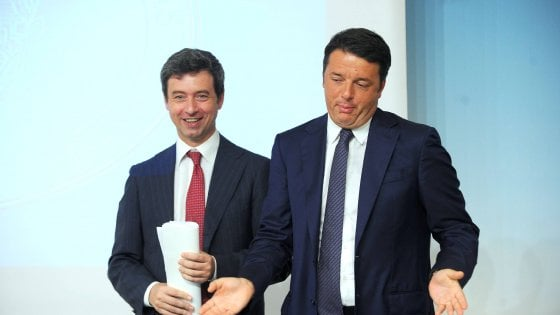 Pd, Milano si conferma roccaforte di Renzi: l'ex premier al 73%, Emiliano sotto il 2