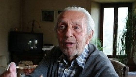 Pavia, morto a 103 anni il conte partigiano: fu protagonista della Resistenza come comandante