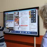 Milano, la scuola tecnologica: in classe con tablet e lavagne e-Board