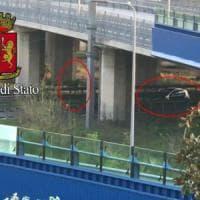 Milano, il drive-in della droga sulla rampa d'accesso alla tangenziale: